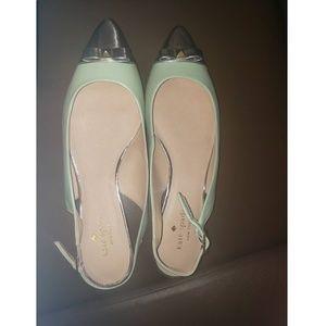 Kate Spade Mint Flats - Size 9 - Used - Like New!